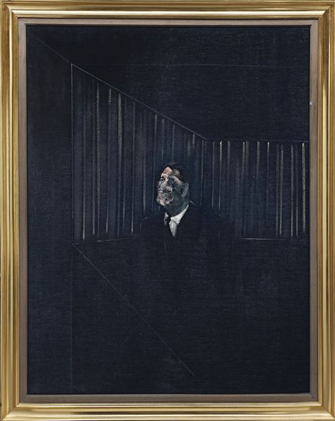 Francis Bacon (1909-1992) Man in Blue VII. 1954 Estimation: 5 à 8 millions d'euros.