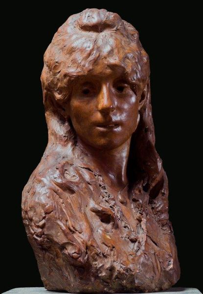 Vincenzo Gemito (1852-1929) Buste de Mathilde Duffaud 1872 Giacometti old masters paintings