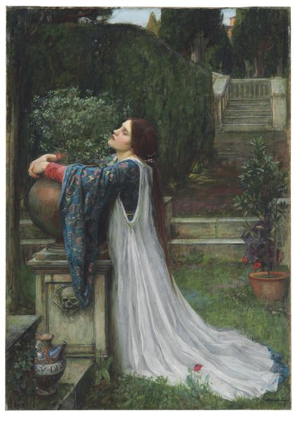 John William Waterhouse Isabella and the pot of Basil, 1907 Estimation: 1 à1,5 million de livres Vente Christie's, 11 juillet