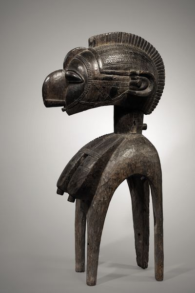 Masque d'épaule Baga, d'Mba/Yamban, Guinée, collection Vérité. Estimation de 1,5 à 2,5 millions d'euros. Christie's Paris.