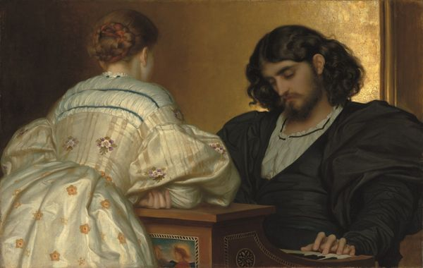 Frederic Lord Leighton (1830-1896) Golden Hours. Vers 1864 3 945 773 euros
