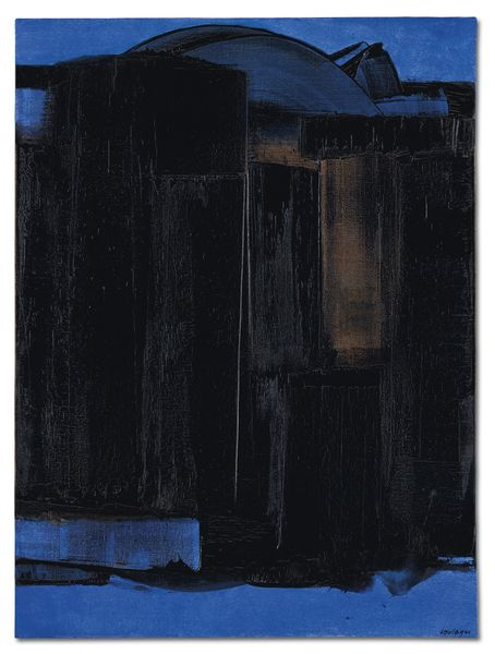 Pierre Soulages Sans titre, avril 1975 Opera Gallery